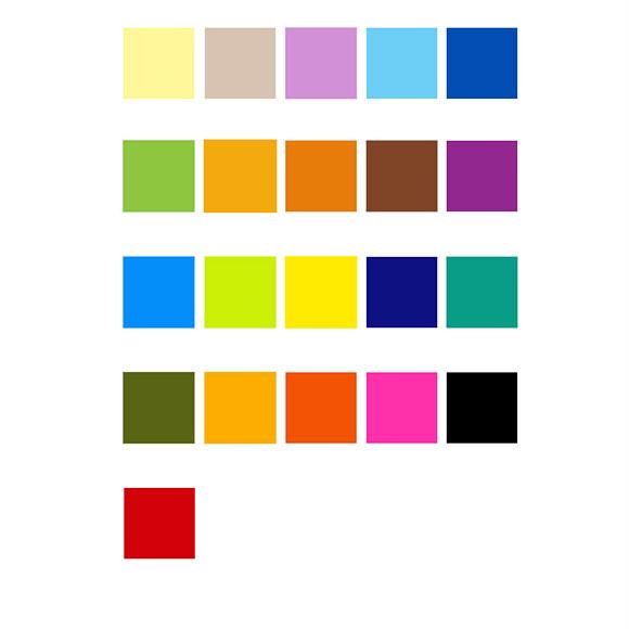 양면색상지 4절 10매