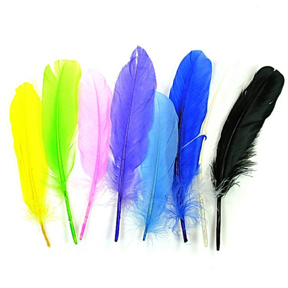 거위깃털(10개)