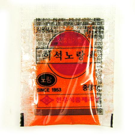 식용색소(국산)_1g 30포 1갑