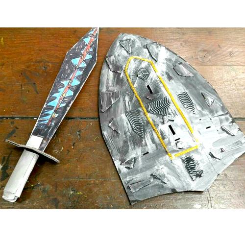 칼과 방패