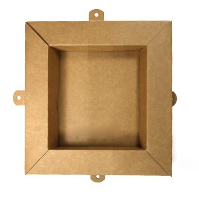 종이액자_입체(정사각중형)_5개이상구매가능