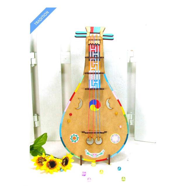전통악기만들기_비파